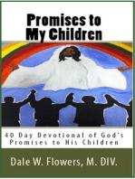 Promises to My Children