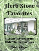 Herb Store Favorites