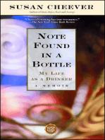 Note Found in a Bottle