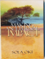 Making An Eternal Impact