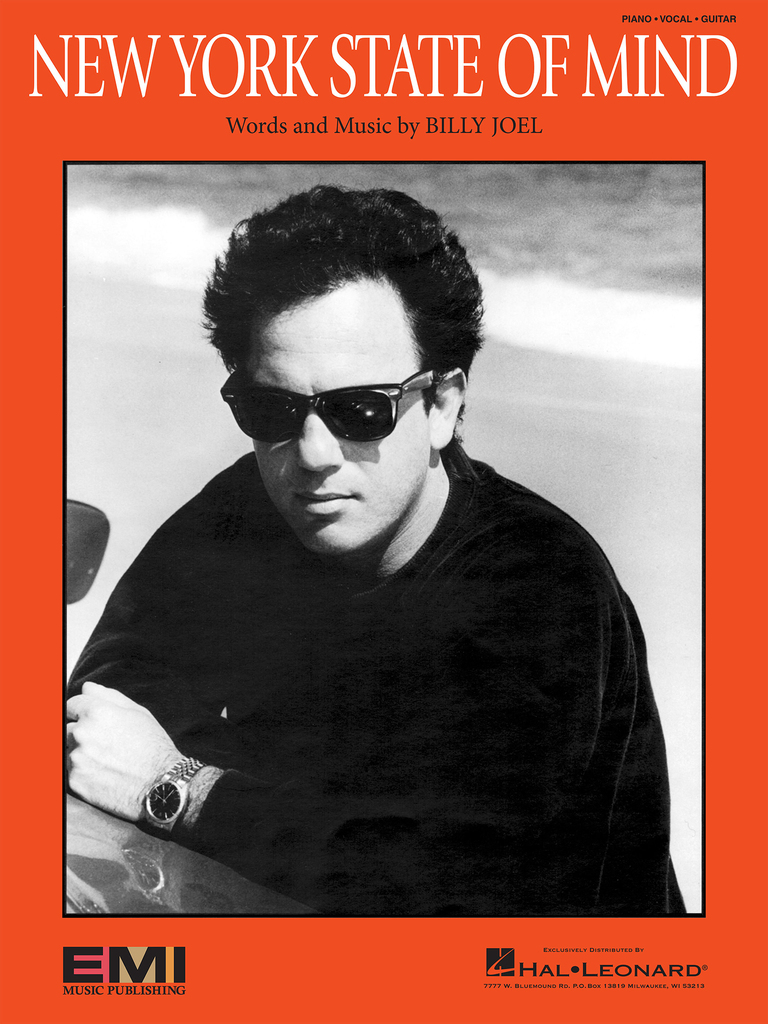 New York State Of Mind by Billy Joel - Sheet Music - Read