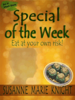 Special Of The Week (Short Story)