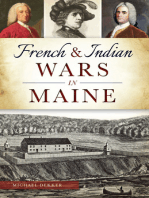 French & Indian Wars in Maine