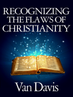 Recognizing The Flaws Of Christianity