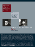 From the Sultan to Atatürk