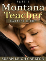 MONTANA TEACHER PART 1 Sarah's Story