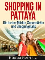 Shopping in Pattaya