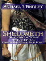 Shelometh Daughter of Yovov (Ephron the Hittite, #4)