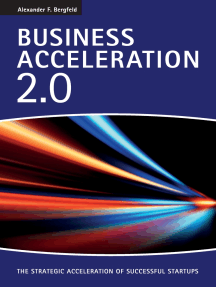 Business Acceleration 2.0: The strategic acceleration of successful startups
