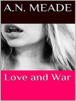 Love and War (Marked by the Vampire Book #4)