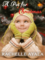 A Pet for Christmas (Holiday Family Story)