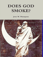 Does God Smoke?