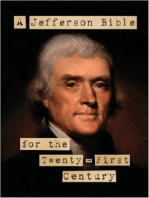 A Jefferson Bible for the Twenty-First Century