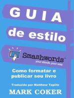 Guia de estilo do Smashwords
