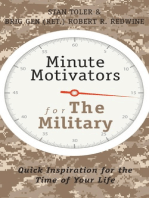 Minute Motivators for Military