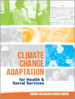 Climate Change Adaptation for Health and Social Services