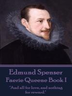 Faerie Queene Book I