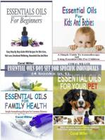 Essential Oils Box Set For Specific Individuals