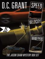 Jason Shaw Mystery Series Boxset
