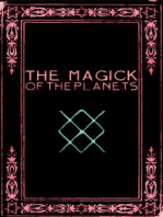 The Magick of the Planets