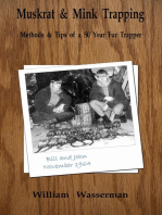 Muskrat and Mink Trapping