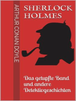 Sherlock Holmes - Das getupfte Band und andere Detektivgeschichten