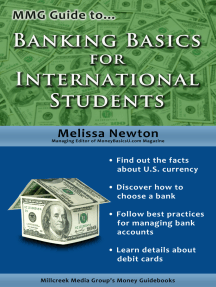 MMG Guide to Banking Basics for International Students