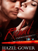 Richard (Caveman Instinct --- Gypsy Curse Book 2)