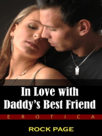 In Love With Daddy's Best Friend (Erotica)