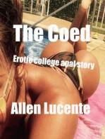 The Coed Erotic College Anal Story