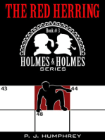 The Red Herring (3rd book in the series Holmes and Holmes)