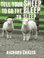 Tell Your Sheep to Go the Bleep to Sleep