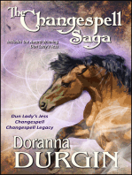 The Changespell Saga Collection