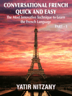Conversational French Quick and Easy