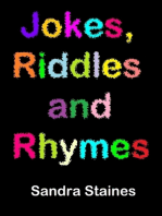 Jokes, Riddles and Rhymes