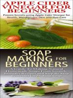 Apple Cider Vinegar for Beginners & Soap Making for Beginners