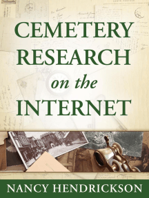 Cemetery Research on the Internet for Genealogy: Genealogy Tips, #2