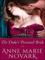 The Duke's Promised Bride