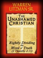 The Unashamed Christian