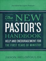 The New Pastor's Handbook
