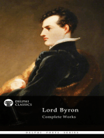 Delphi Complete Works of Lord Byron (Illustrated)