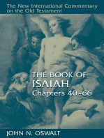 The Book of Isaiah, Chapters 40–66