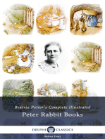Delphi Complete Peter Rabbit Books by Beatrix Potter (Illustrated)