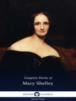 Delphi Complete Works of Mary Shelley (Illustrated)