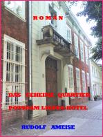 """Das geheime Quartier """"Lindenhotel"""" Potsdam"""