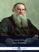 Delphi Complete Works of Leo Tolstoy (Illustrated)
