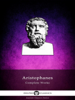 Delphi Complete Works of Aristophanes (Illustrated)