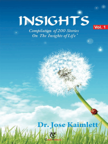 Insights: Vol.1 - Compilation of 200 Stories on the Insights of Life