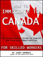 How To Immigrate To Canada For Skilled Workers
