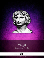 Delphi Complete Works of Virgil (Illustrated)